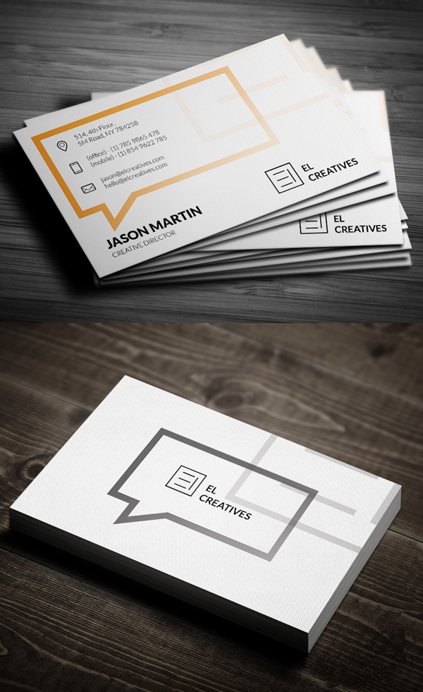 Business cards design 50 amazing examples to inspire you design business cards design 50 amazing examples to inspire you 35 wajeb