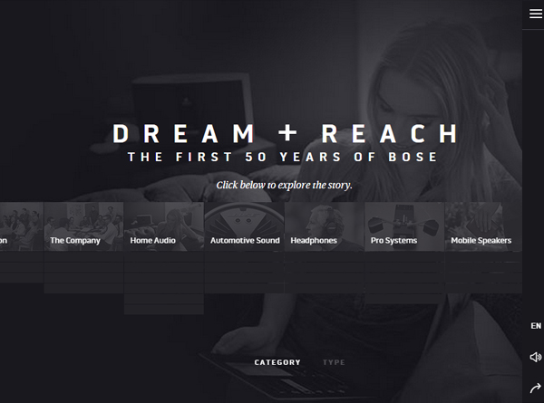 Flat UI Design Websites: 25 New Examples - 25