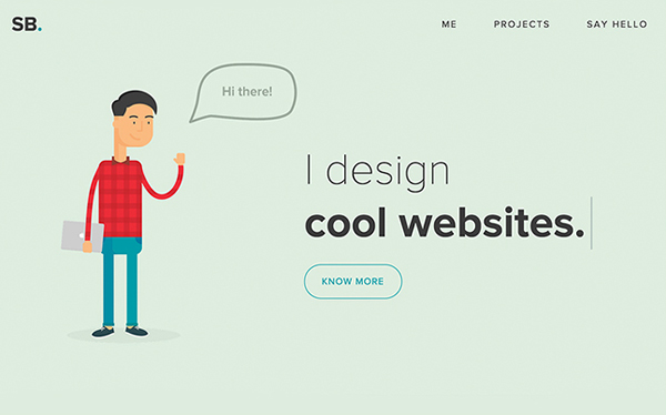 New Trendy Examples Of Web Design - 5