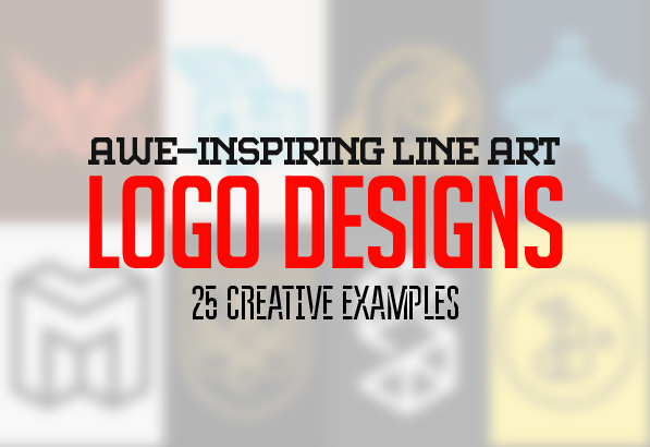 Amazing Line Art Used in Logo Design – 25 Creative Examples