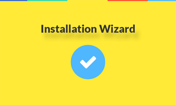 Monstroid installation wizard