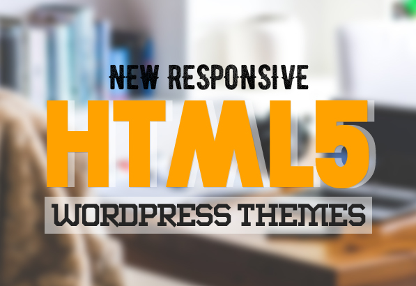 New Responsive WordPress Themes – 16 WP Themes
