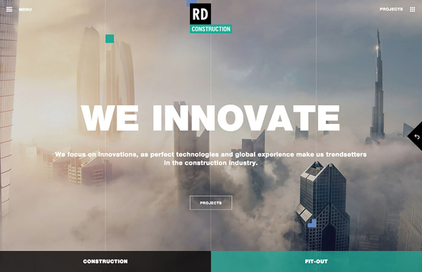 New Trendy Examples Of Web Design - 13