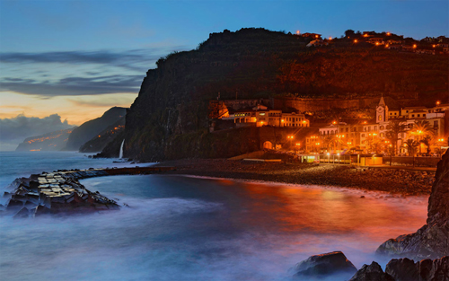 Beautiful Island Of Madeira, Portugal  Landscape photography