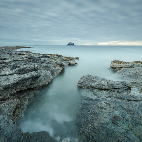 The North Berwick Coastline  Landscape photography