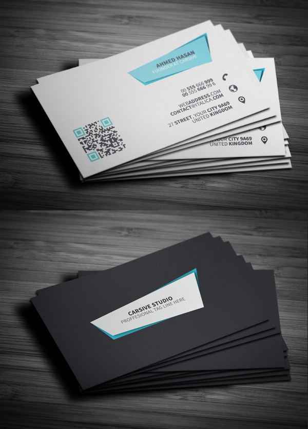 Business Cards Design: 25 Creative Examples | Design | Graphic ...