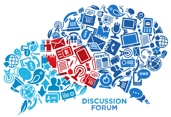 Designers Discussion forum