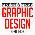 Post Thumbnail of Fresh Free Graphic Design Resources for Designers