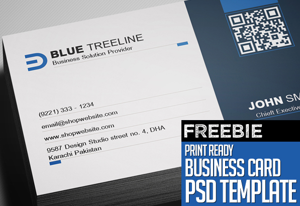 Free Modern Business Card PSD Template Freebies Graphic Design - Windows business card template