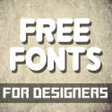 Post Thumbnail of 14 New Modernistic Free Fonts for Designers