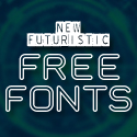 Post thumbnail of 15 New Futuristic Free Fonts for Designers