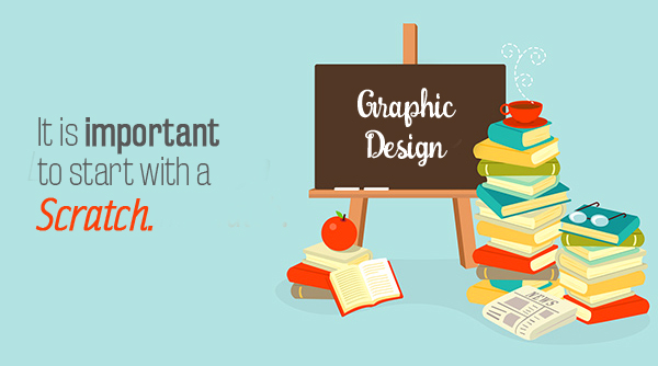 Start Graphic Design From Scratch