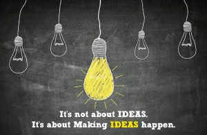 Turn your ideas into reality.