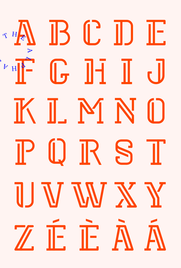 Stoked Font