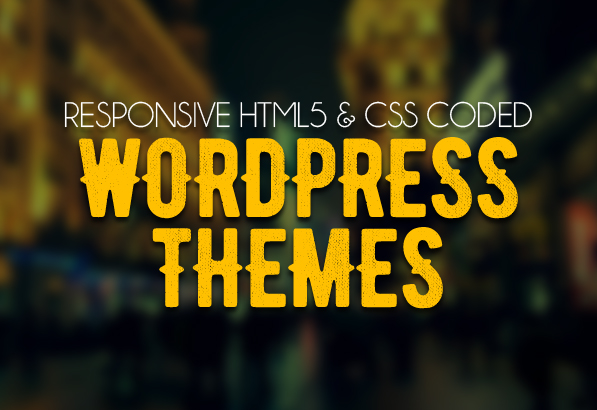 15 New HTML5 Responsive WordPress Themes