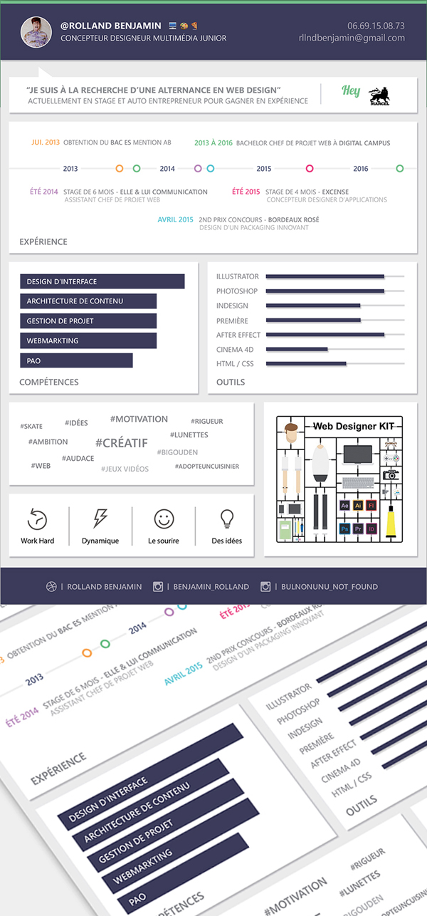Free Material Design Resume Template  Template For Resume Free