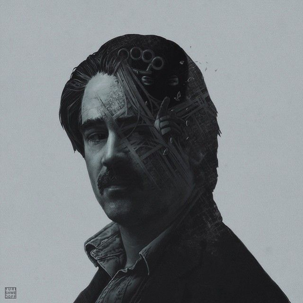 True Detective by Yuri Shwedoff