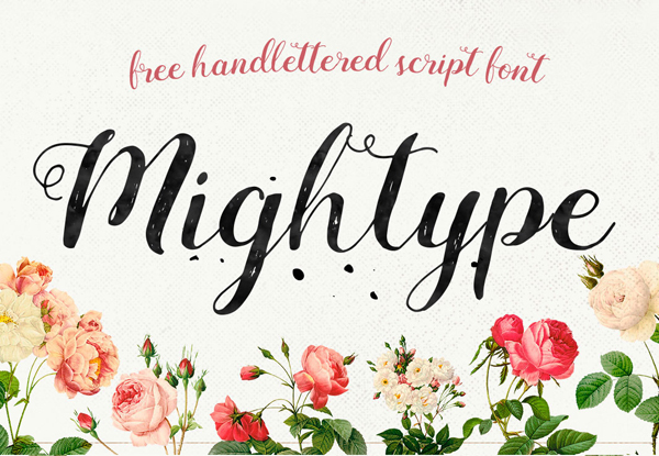 50 Best Free Fonts Of 2015 - 38