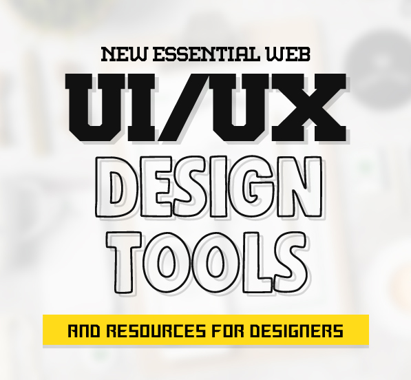 New Web Ui Design Tools For Designers Resources Graphic Design Junction