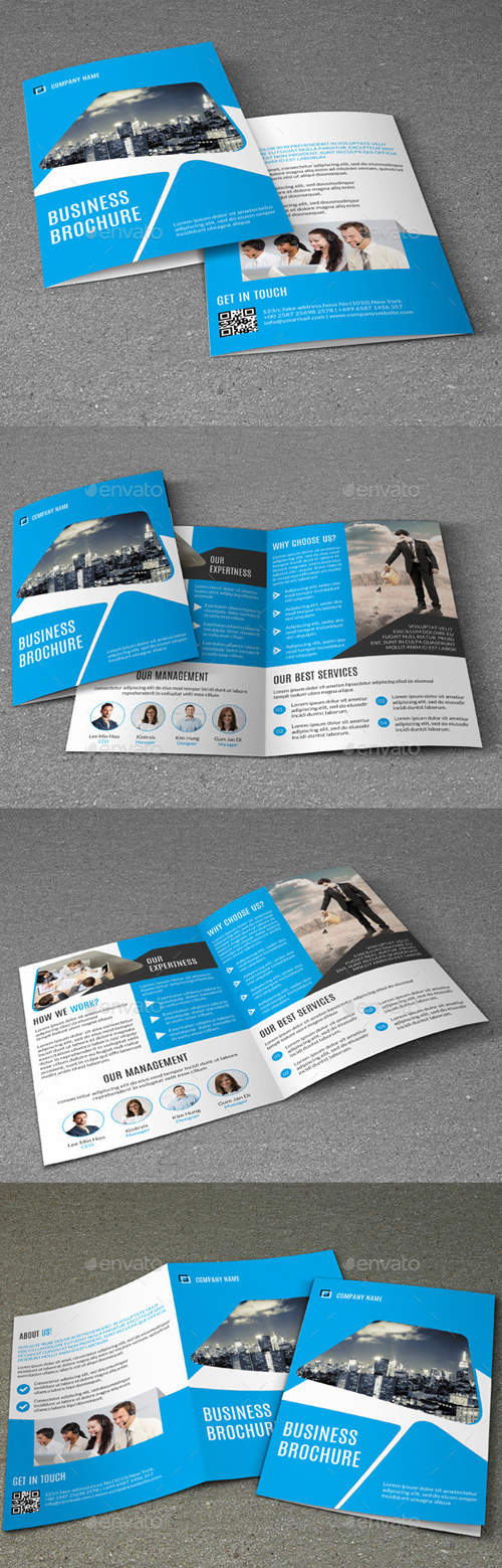 Corporate business brochure templates design graphic design junction corporate bifold brochure template saigontimesfo