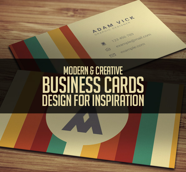 25 new elegant business card psd templates design graphic