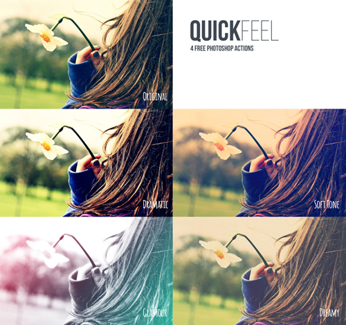QuickFeel Photo Effects