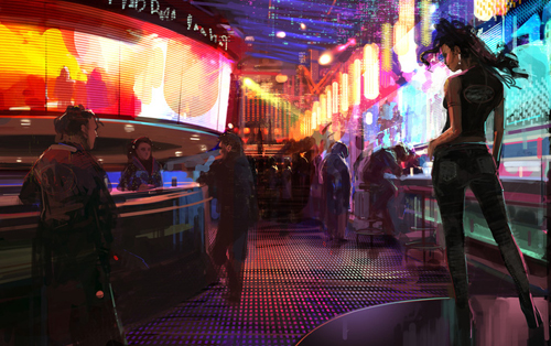 30 Awesome Inspirational Digital Concept Art and Illustrations  - 7