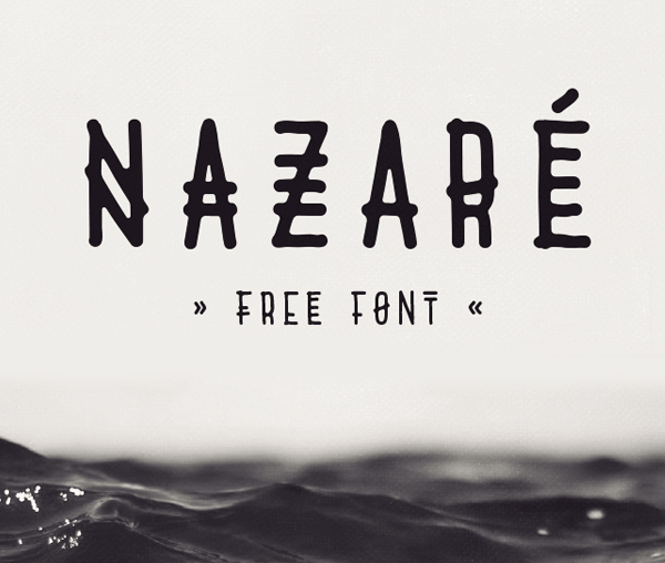 Nazare Free Font