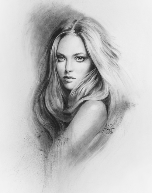 Digital Illustration Art by Artgerm