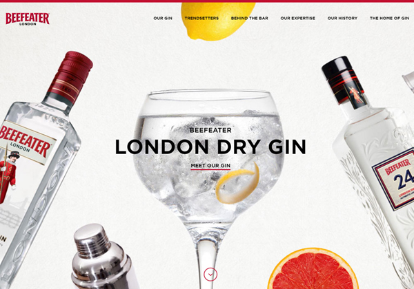 26 Trendy Examples Of Web Design - 2