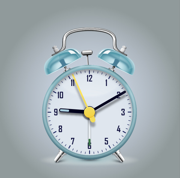 How to Create an Alarm Clock in Adobe Illustrator