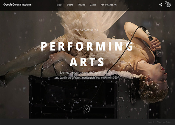 32 HTML5 Websites Examples Of Design with HTML5 - 21