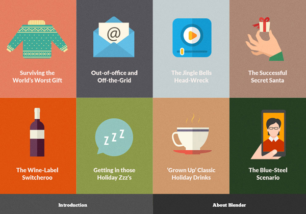 32 HTML5 Websites Examples Of Design with HTML5 - 7