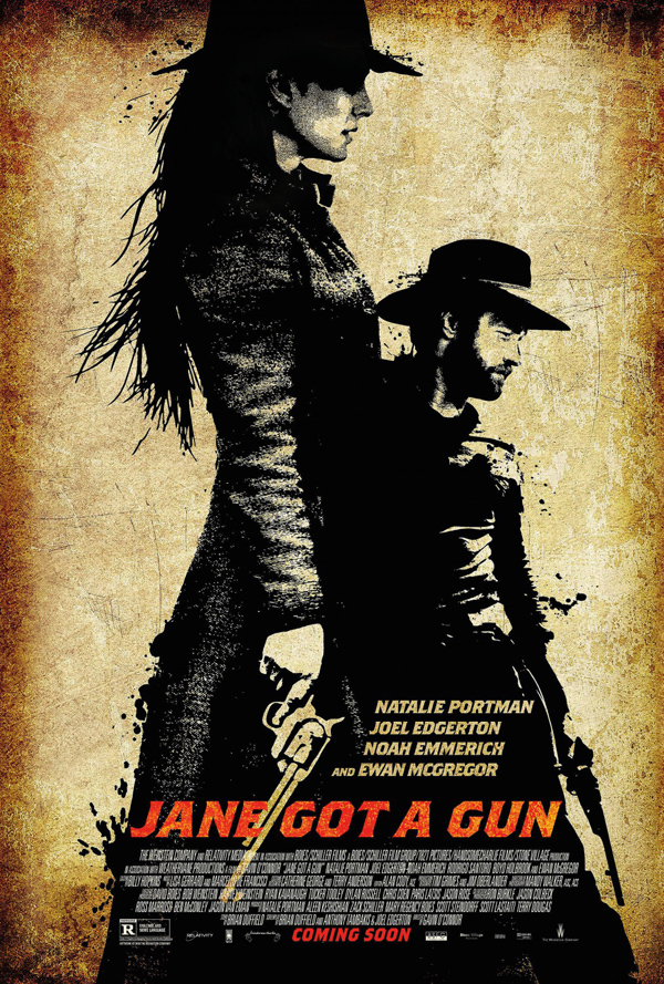 Jane Got a Gun Movie Poster