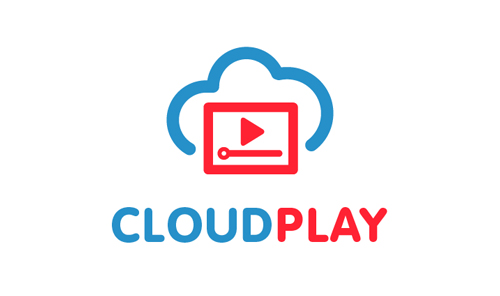 CloudPlay - Cloud Logo Template