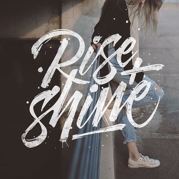28 Remarkable Lettering & Typography Designs for Inspiration - 7