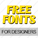 Post thumbnail of 15 Freshest Free Fonts for Designers