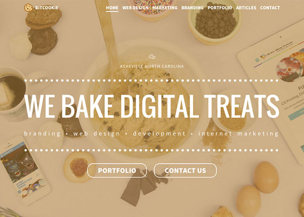 27 Fresh Interactive Web Design Examples - 8