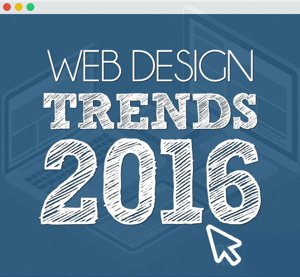 Web Design Trends in 2016