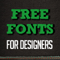 22 New Modern Free Fonts for Designers