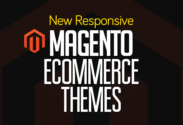 25 New Responsive Magento eCommerce Themes