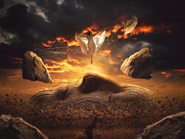 Create a Surreal Scene With Photo Manipulation Photoshop Tutorial