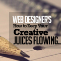 Post Thumbnail of Web Designer's Block: How to Keep Your Creative Juices Flowing