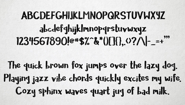 Cavorting fonts and letters
