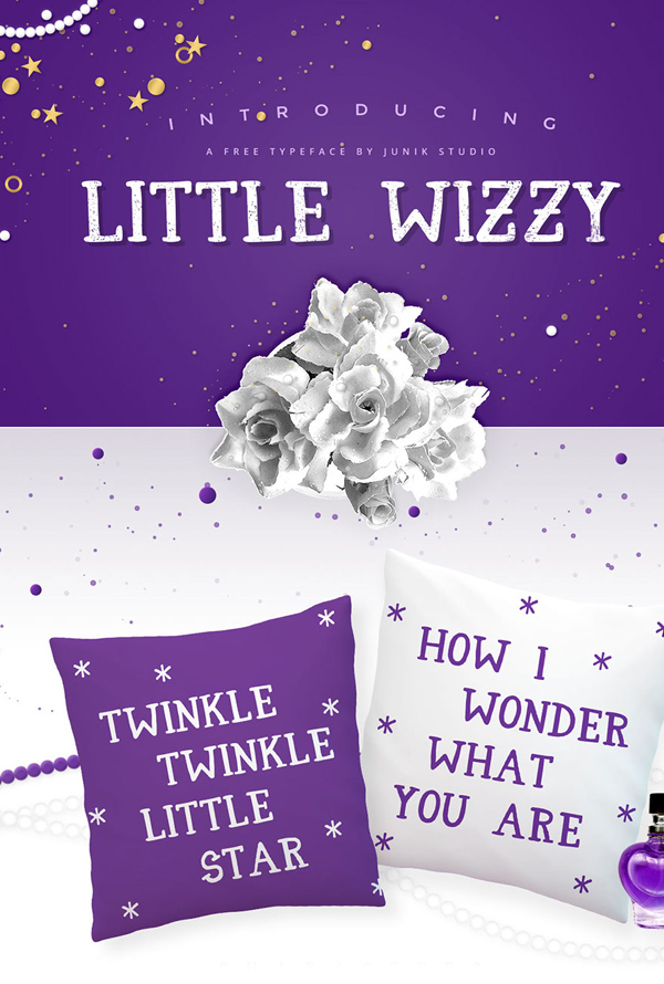 Little Wizzy free fonts