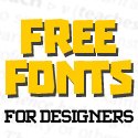 Post Thumbnail of 17 New Futuristic Free Fonts for Designers