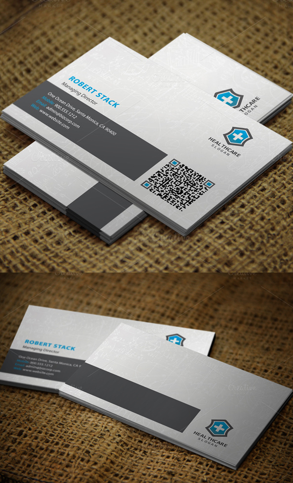 Clovi Business Card Template