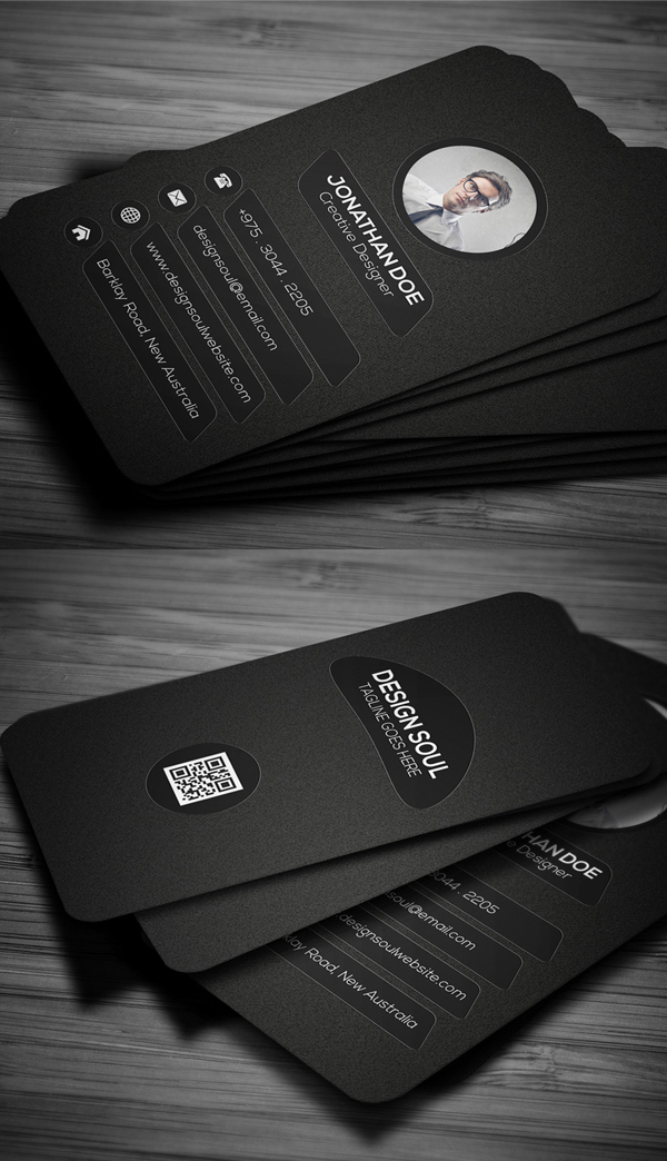 Business Card Templates: 26 New Print Ready Designs | Design ...