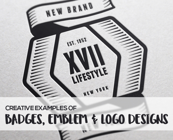35 Creative Badge & Emblem Logo Designs for Inspiration