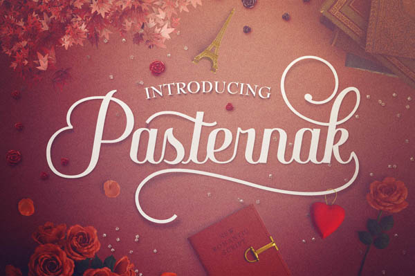 Pasternak is a new very vintage romantic script